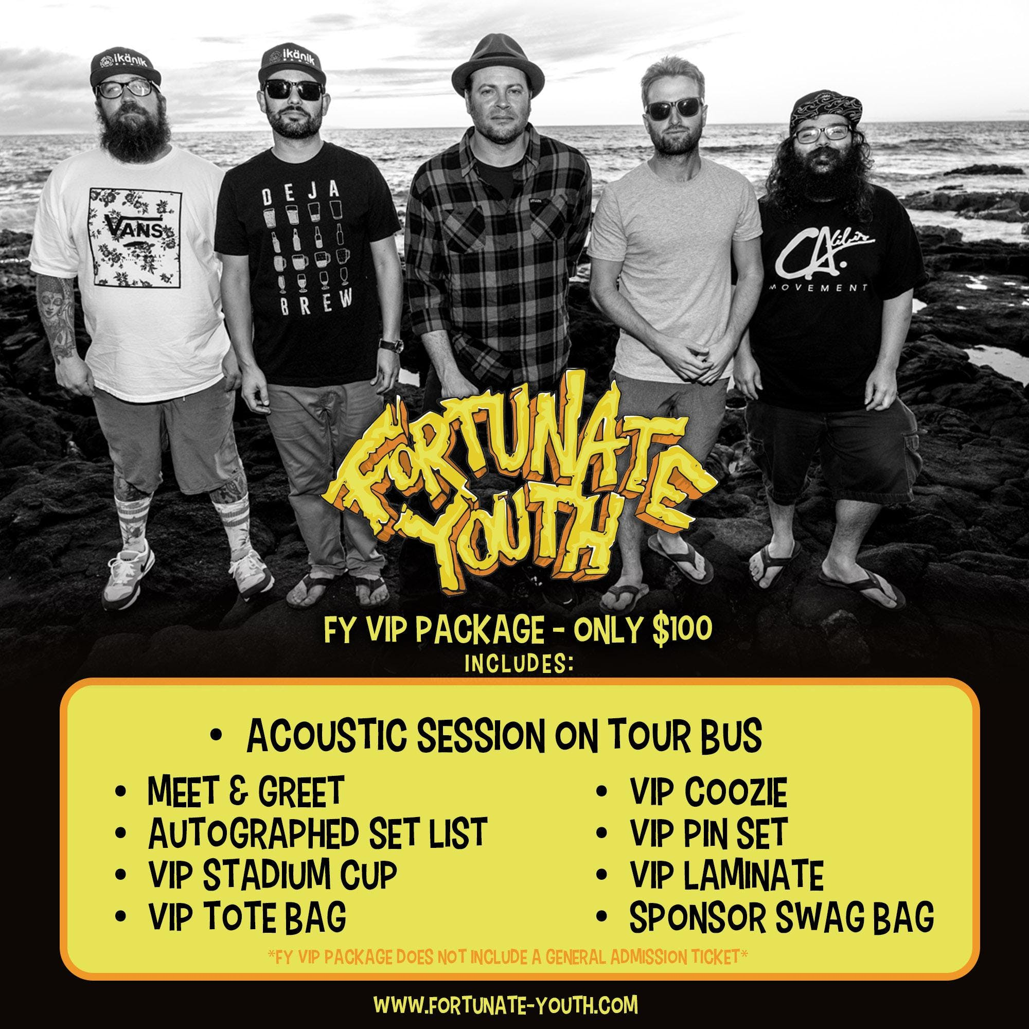FY VIP PACKAGE 2019 - NEW YORK, NY