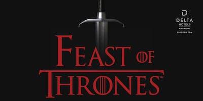 Delta Fredericton presents Feast of Thrones