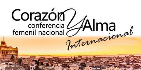 Madrid, Spain - Heart & Soul Conference 2019 entradas