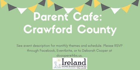 Parent Cafe: Crawford County  tickets