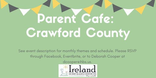 Parent Cafe: Crawford County