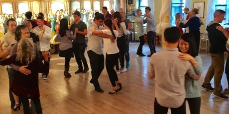 ARGENTINE TANGO LUNCH TIME CLASS tickets