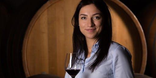 Second Annual Vajra Wine Pairing Dinner -Francesca Vajra of G.D. Vajra