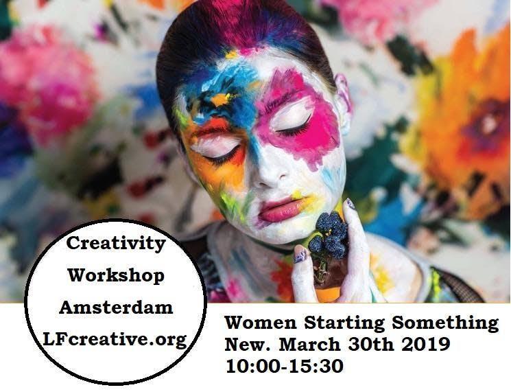 Creativity Workshop for Women Starting Someth