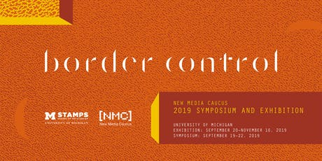 Border Control: 2019 NMC Symposium & Exhibition tickets