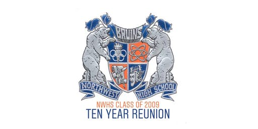 NWHS Class of 2009 10 year reunion
