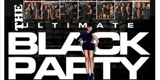 Ultimate Labor Day Black Party 2019