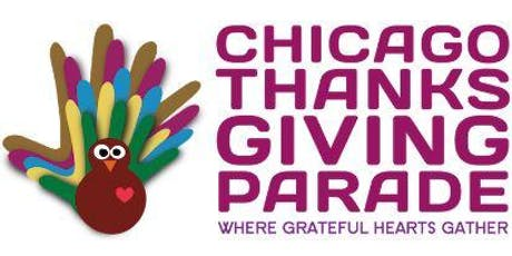 2019 Chicago Thanksgiving Parade tickets
