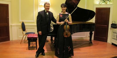A Recital by Gina McCormack (violin) and Nigel Clayton (piano)