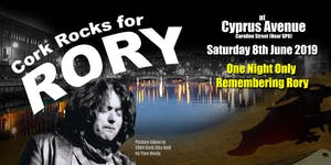 Cork Rocks for Rory 2019