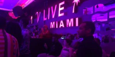 South Beach Open-Bar & VIP Night-Club entry.