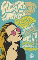 Woodstock in Woodstock, Celebrating the 50th Anniversary with 'Kitten Fontaine'