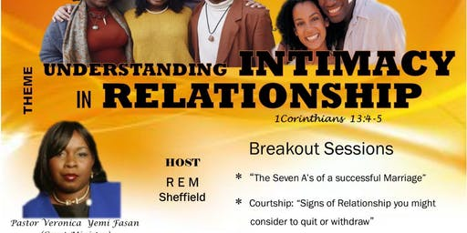 Relationship Enhancement Movement Conference