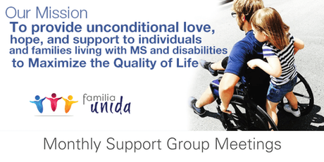 Monthly Support Group Meeting - Living with A Disability tickets