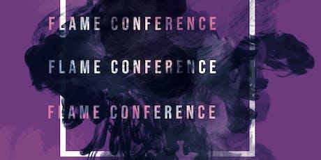 Flame Conference 2019 ingressos