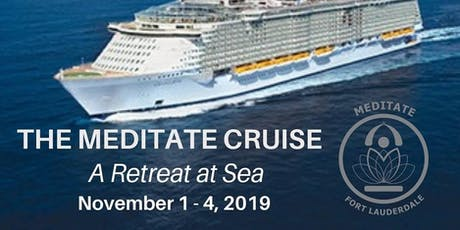 The Meditate Cruise: A Retreat at Sea tickets