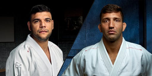 Pre-Conference Event:  BJJ Workshop Presented By Gameness