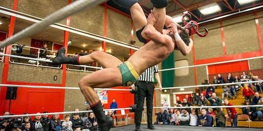 MISSION CHRISTMAS - BWE Wrestling: fundraiser for Cash for Kids