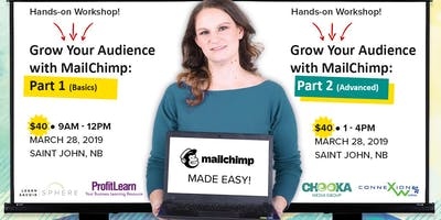Grow Your Audience with MailChimp – Basics