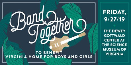 Band Together 2019 tickets