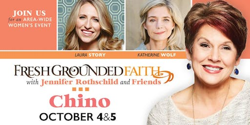 Fresh Grounded Faith - Chino, CA - Oct 4-5, 2019