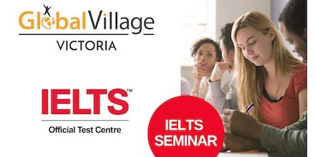 Free IELTS Preparation Seminar tickets