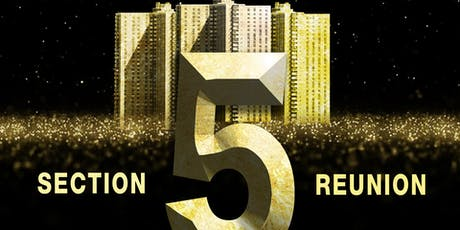 Section Five Reunion 2019 tickets