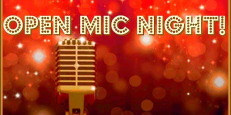 Open Mic/Fellowship Night tickets