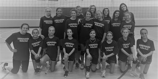 2019 Middle School Volleyball Camp