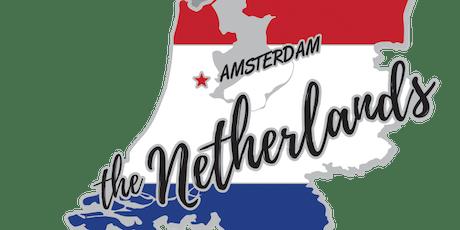 Race Across the Netherlands 5K, 10K, 13.1, 26.2 -Bismark tickets
