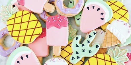 Summer Fun Cookie Workshop with A Dancing Baker tickets