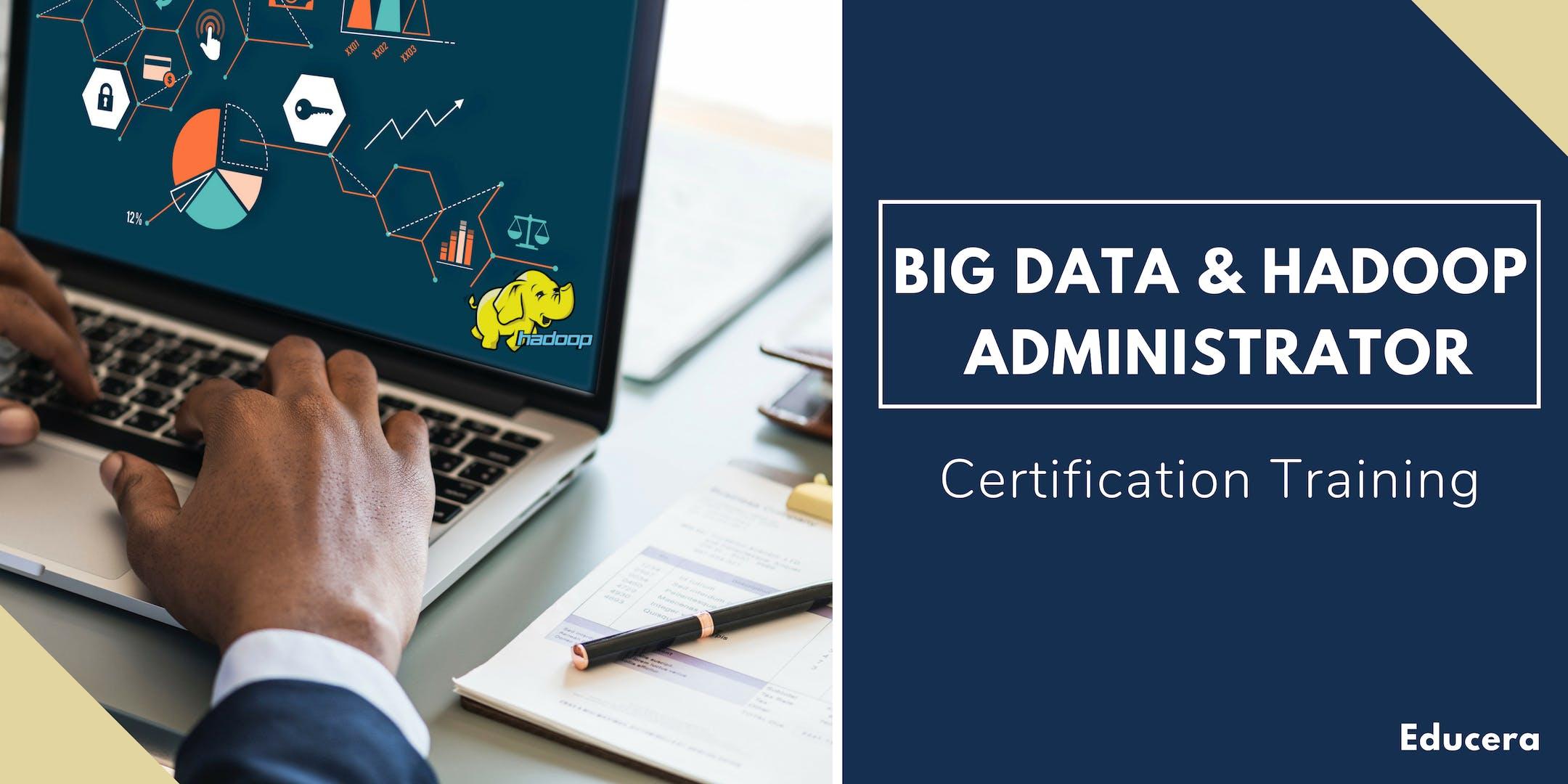 Big Data and Hadoop Administrator Certificati