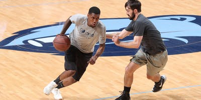 Memphis Grizzlies 3-on-3 Corporate Basketball Tournament presented by Nike