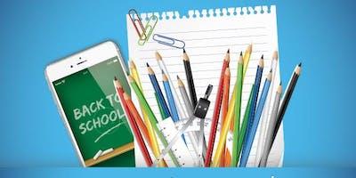 Phoenix Family & Community Services Presents: Back to School Celebration