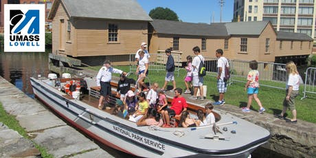 Summer Day Camp at the Tsongas Industrial History Center tickets