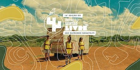 Impacto Sertão Livre - Julho 2019 ingressos