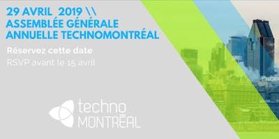 12ème Assemblée Générale de TechnoMontréal