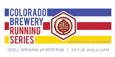 Beer Run - Odell Brewing 5k - Colorado Brewery Running Series