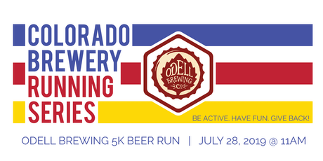 Beer Run - Odell Brewing 5k - Colorado Brewery Running Series tickets