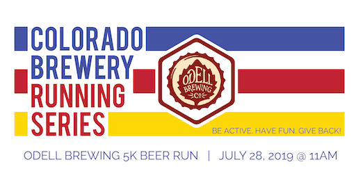 Beer Run - Odell Brewing 5k - Colorado Brewery Running Series