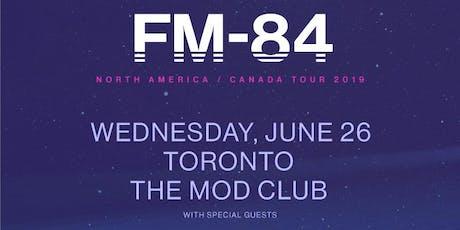FM-84 tickets