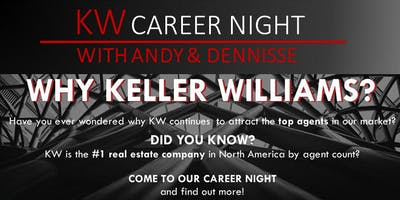 KW+Career+Night+with+Andy+%26+Dennisse