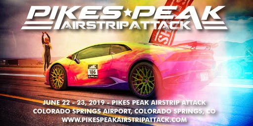 2019 Pikes Peak Airstrip Attack Presented by Drag965