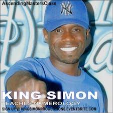 King Simon Productions  logo