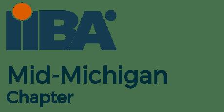 IIBA Mid-Michigan Chapter Workshop tickets