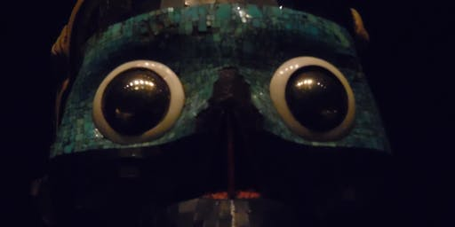 Scary Things in The British Museum