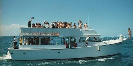 Lauren & Eric's Wedding Snorkel Cruise
