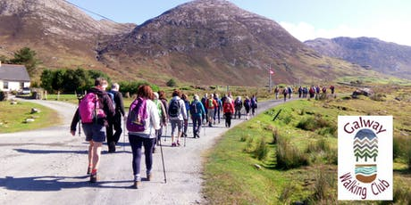 Connemara Western Way Annual Walking Marathon and Half Marathon tickets
