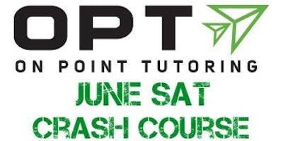 OPT June SAT Crash Course