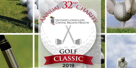 32nd Annual Charity Golf Classic tickets